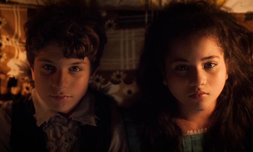 Lia e o Anjo